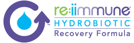reiimmune® the Hydrobiotic™ Recovery Formulated Drink Mix